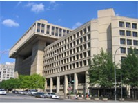 J. Edgar Hoover Building, FBI Headquarters