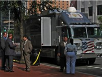 FBI Mobile Command Center, Washington Field Office