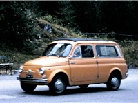 Fiat 500 Giardiniera