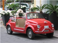 The Fiat 500 &quot;Jolly&quot;