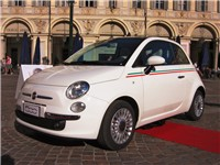 New Fiat 500.