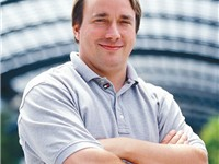 Linus Torvalds, a famous Finnish software engineer, best known for creating the kernel of the Linux 