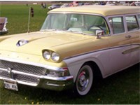1958 Ford Country Station Wagon