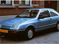 The three-door hatchback offered from the outset was never a big seller. The distinctive grille slat