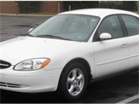 2000--2003 Ford Taurus SES sedan