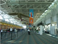 Fort Lauderdale-Hollywood International Airport's Terminal 1 Check-In