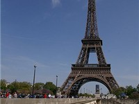 The Eiffel Tower is an icon of both Paris and France