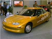 EV1 series hybrid prototype at EVS-16 in Beijing, 1999