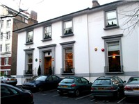 Abbey Road Studios, where Martin recorded Parlophone's artists.
