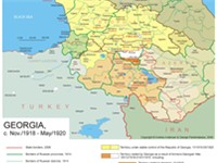 Democratic Republic of Georgia, 1918-1921