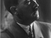 Adolf Hitler, chancellor of the Großdeutsches Reich.