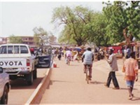 Bolga road, Tamale