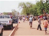 Bolga road, Tamale