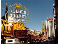 The Golden Nugget in 1983