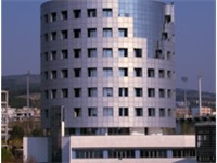 The building of the Faculty of Education at the Aristotle University of Thessaloniki.