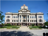 Brown County Courthouse.