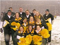 Green Bay Packers & Cheerleaders