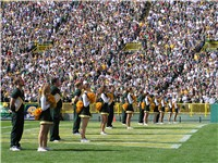 University of Wisconsin–Green Bay Packers Cheerleaders