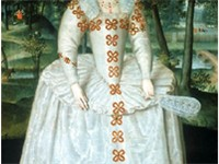 Princess Elizabeth, the eldest daughter of King James, was supposed to inherit the crown and rule as