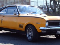 The iconic Holden Monaro coup , introduced in 1968 and based on the mainstream Kingswood, has since