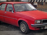 The UC, Holden's final iteration of the Torana was replaced by an interim four-cylinder version of t