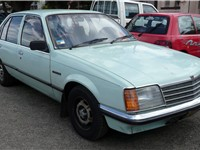 The Commodore premiering in 1978 followed the success of its Kingswood forebear, becoming Holden's b