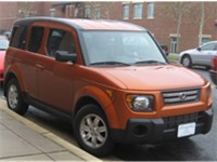 2007-2008 Honda Element EX