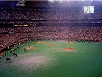 Last Astros regular season game on October 3, 1999