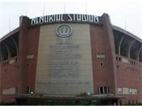 Memorial Stadium in Baltimore