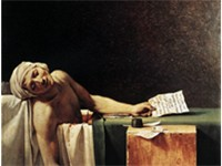 The Death of Marat (1793)