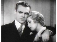 Cagney and Joan Blondell in Footlight Parade (1933)
