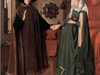 The Arnolfini Portrait (1434)