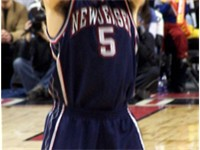 Jason Kidd while he was in New Jersey Nets