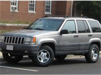 1996–1998 Jeep Grand Cherokee Laredo