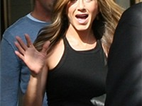 Aniston at the 2008 Toronto International Film Festival