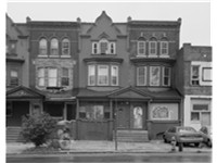 John Coltrane House, 1511 North Thirty-third Street, Philadelphia