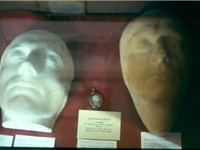 Life and Death masks in Rome