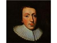 Milton, c. 1629. Unknown 17th century artist.