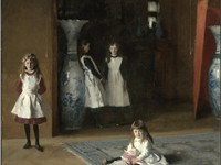 The Daughters of Edward Darley Boit (1882), Museum of Fine Arts, Boston.