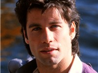 Travolta in 1983