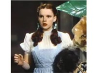 Garland as Dorothy Gale in The Wizard of Oz (1939)