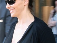 Binoche at the 2007 Toronto International Film Festival