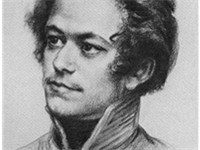 Karl Marx as a teenager