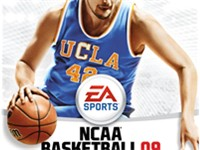 Love on the cover of NCAA Basketball 09