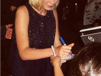 Dunst during the 2005 Toronto Film Festival