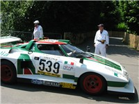 Lancia Stratos Turbo Group 5