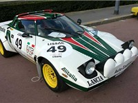 1974 Lancia Stratos HF Group 4