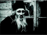 Ivan Mozzhukhin in a 1917 screen version of Tolstoy's short story, Father Sergius