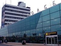The Jorge Ch vez International Airport