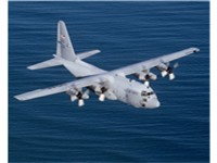 C-130 Hercules; in production since the 1950s, now as the C-130J